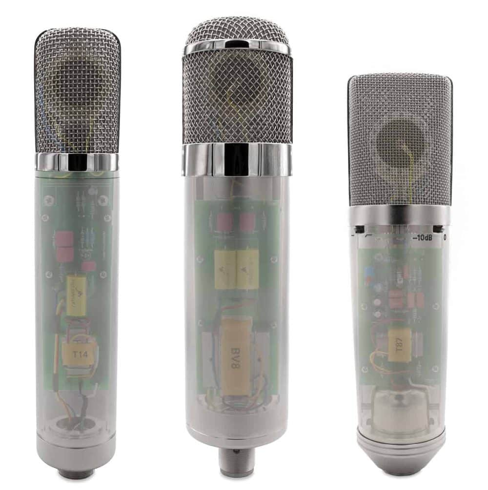 Mic & Mod: DIY Microphone Kits and Parts - Build your